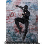 SH Figuarts Stealth Suit Spider Man 009