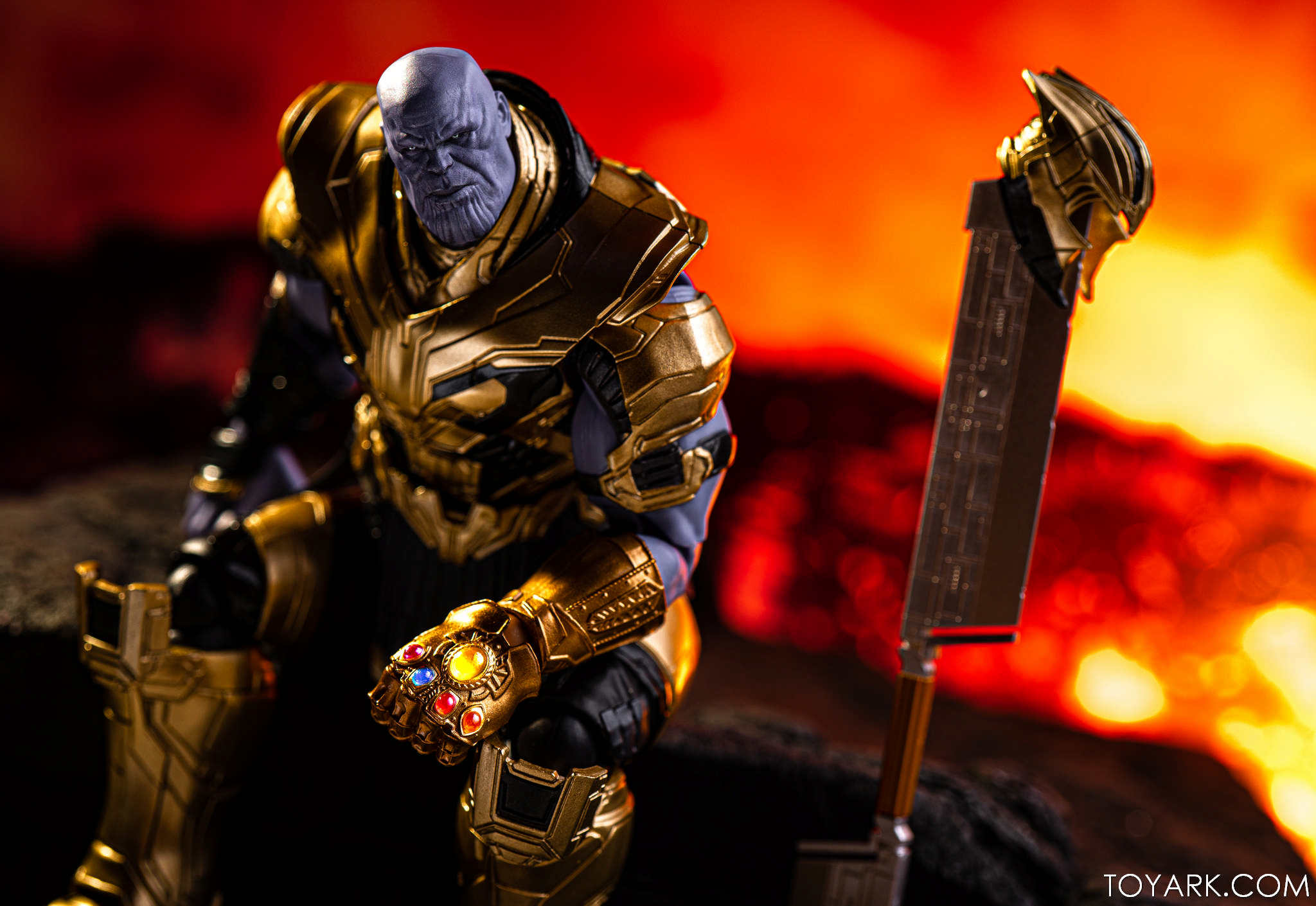 SHF Endgame Thanos 44
