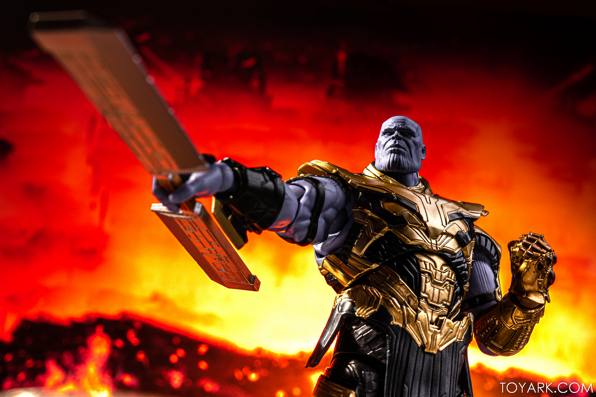 SHF Endgame Thanos 48