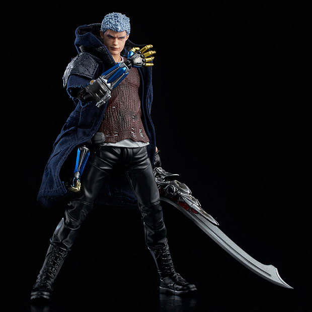 New Preview of the Devil May Cry 5 Figures by Sentinel - The Toyark