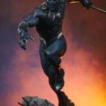 Sideshow Black Panther Statue 001