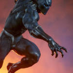 Sideshow Black Panther Statue 003