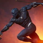 Sideshow Black Panther Statue 004