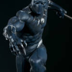 Sideshow Black Panther Statue 010