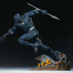 Sideshow Black Panther Statue 012