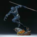 Sideshow Black Panther Statue 014