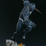 Sideshow Black Panther Statue 015