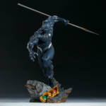 Sideshow Black Panther Statue 016