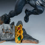 Sideshow Black Panther Statue 019
