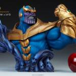 Sideshow Thanos Bust 003