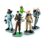 The Real Ghostbusters Statues 001