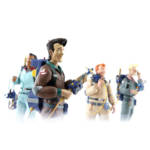 The Real Ghostbusters Statues 002