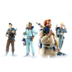 The Real Ghostbusters Statues 004