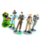 The Real Ghostbusters Statues 007