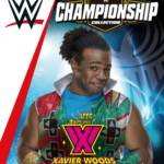 4. WWEMAG XAVIER WOODS COVER SDCC19