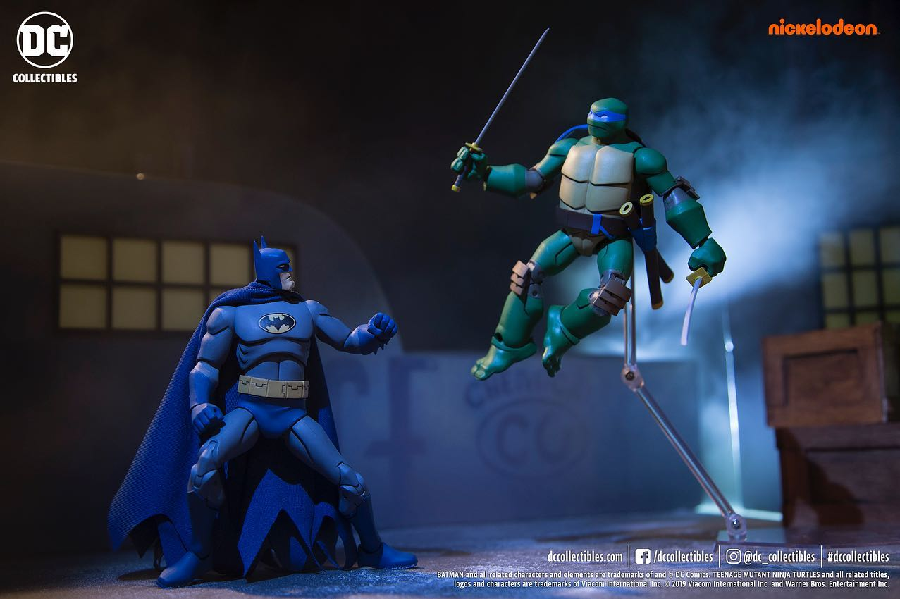 Batman vs TMNT Sets 004