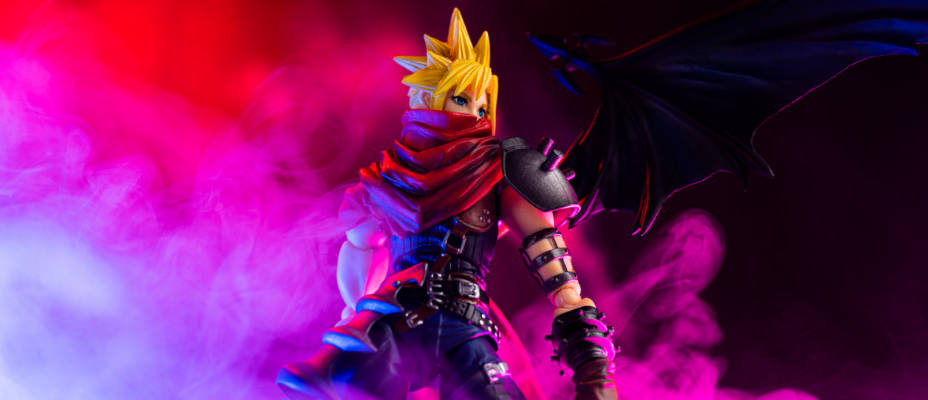 Bring Arts Another Form Cloud Strife Gallery