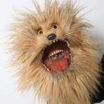 Chronicle Dark Crystal Fizzgig Deluxe Puppet