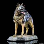 Chronicle Dogmeat Statue 006