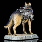 Chronicle Dogmeat Statue 008