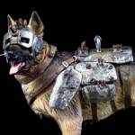 Chronicle Dogmeat Statue 012