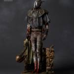 Dead by Daylight Wraith Statue 003