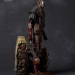Dead by Daylight Wraith Statue 007