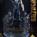 Fist of the North Star Kenshiro Statue DX 014