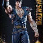 Fist of the North Star Kenshiro Statue DX 020