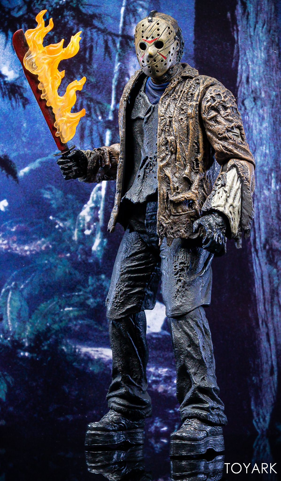 """Ultimate Jason Voorhees Freddy vs Jason 7/"""" inch Scale Action Figure Neca 2019"""