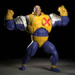HASBRO MARVEL LEGENDS SERIES 6 INCH STRONG GUY