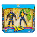 HASBRO MARVEL X MEN LEGENDS SERIES 6 INCH HAVOK POLARIS 2 Pack inpck