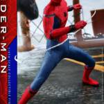 Homecoming Quarter Scale Spider Man 011