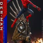 Homecoming Quarter Scale Spider Man DLX 008