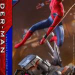 Homecoming Quarter Scale Spider Man DLX 009
