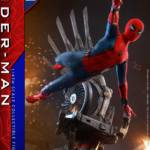 Homecoming Quarter Scale Spider Man DLX 010