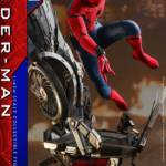 Homecoming Quarter Scale Spider Man DLX 012