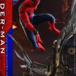 Homecoming Quarter Scale Spider Man DLX 014