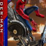 Homecoming Quarter Scale Spider Man DLX 019