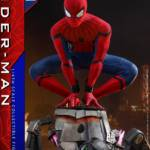 Homecoming Quarter Scale Spider Man DLX 021