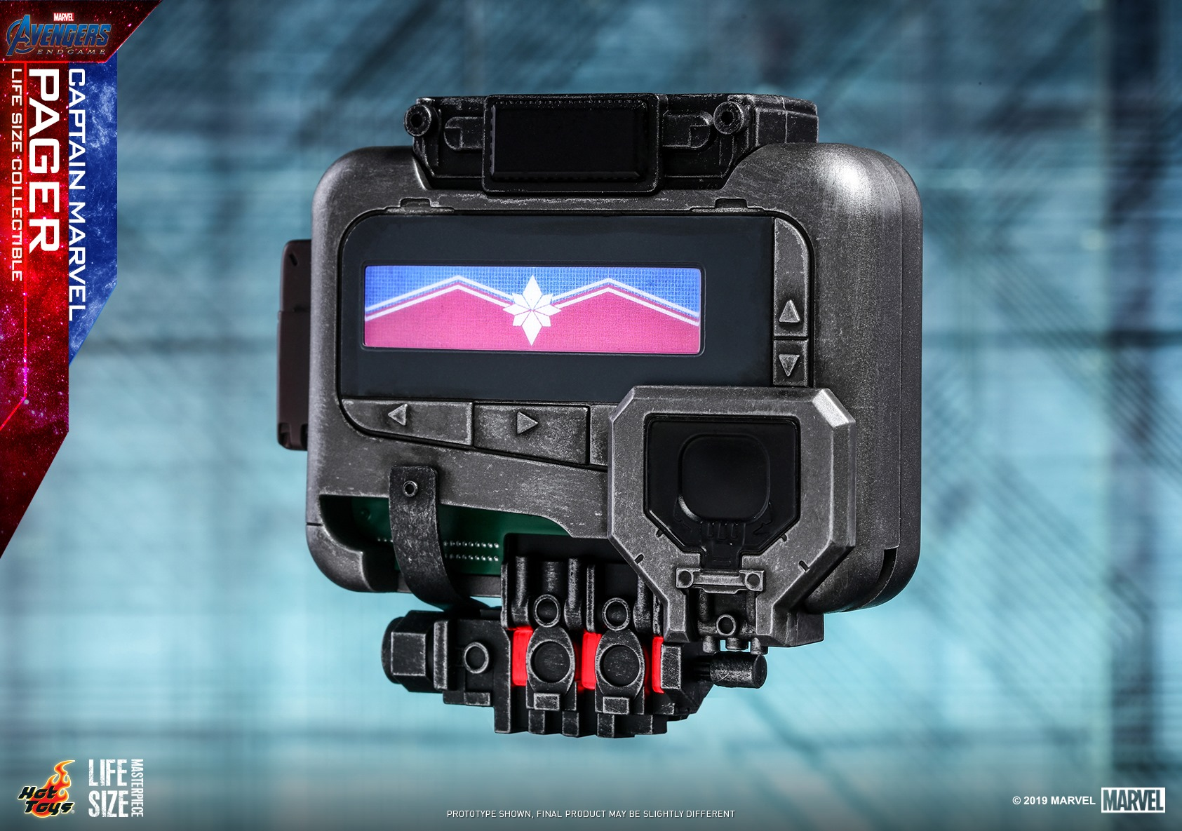 Hot Toys Captain Marvel Pager 005