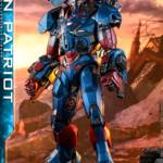Hot Toys Endgame Iron Patriot 001