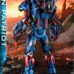 Hot Toys Endgame Iron Patriot 003
