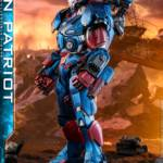 Hot Toys Endgame Iron Patriot 004