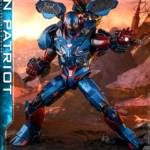 Hot Toys Endgame Iron Patriot 006