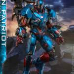 Hot Toys Endgame Iron Patriot 009