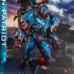 Hot Toys Endgame Iron Patriot 010