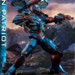 Hot Toys Endgame Iron Patriot 011