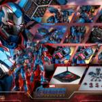 Hot Toys Endgame Iron Patriot 015