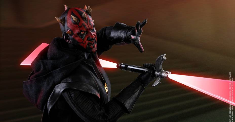 Hot Toys Solo Darth Maul 016